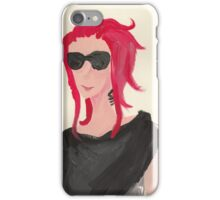 Axel iPhone Case/Skin