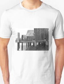 China Camp Black & White T-Shirt