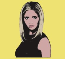 Pop Art Buffy Kids Clothes
