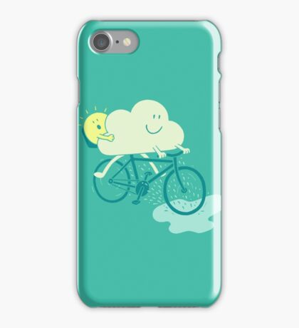 Weather Cycles iPhone Case/Skin