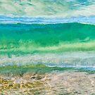 Wave Breaking #1 by Geraldine Lefoe