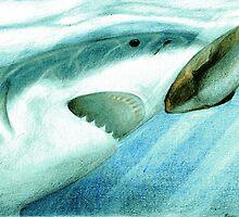 Taking The Bait by Ben Wuerker