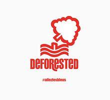 Deforested - NFFC 2 - 3 LCFC #allezlesbleus Unisex T-Shirt