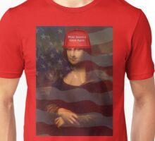 Make Mona Great Again! Unisex T-Shirt