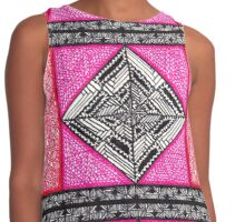 An Occasion for Diamonds Contrast Tank