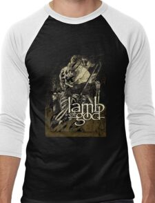 Lamb of God metal Men's Baseball ¾ T-Shirt