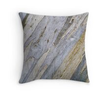 Eucalypt tree bark 1 Throw Pillow