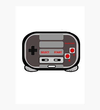 Nintendo Control Character Photographic Print
