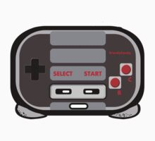 Nintendo Control Character by BRANDYCANDY