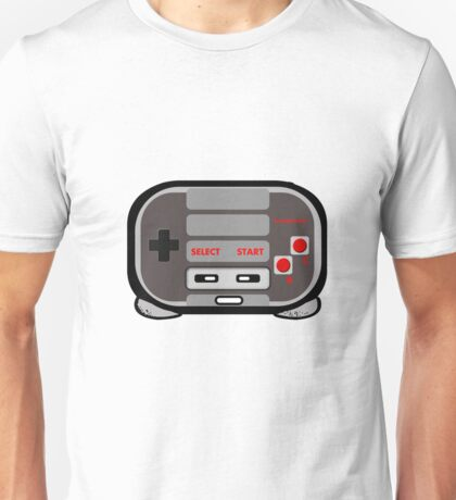 Nintendo Control Character Unisex T-Shirt