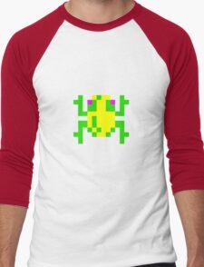 Frogger Men's Baseball ¾ T-Shirt