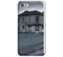 Clarendon Arms Hotel, Evandale. iPhone Case/Skin
