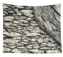 Twisted Tree. Wall Tapestry