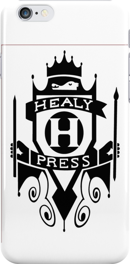 Healypress Iphone cover by thehealypress