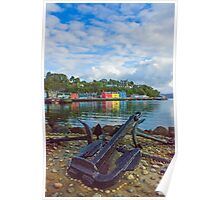 Tobermory 2 Isle of Mull Poster