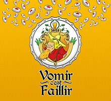 Vomir c'est faillir by Songo