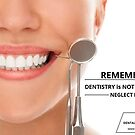 Quotographic presented by Dental Costs Australia by Infographics