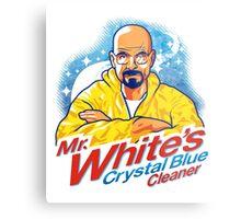 Walter White Mister Clean Metal Print