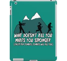 Funny Zombies  iPad Case/Skin