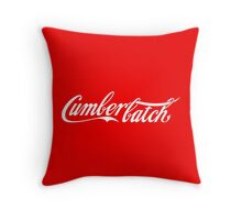 Cumberbatch Throw Pillow
