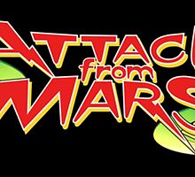 Attack from Mars by sbach