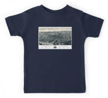Albany New York 1879 Kids Tee