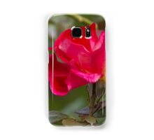roses in the garden Samsung Galaxy Case/Skin