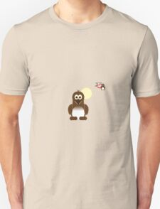 Halloween Penguin - Werewolf (Werepenguin!) Unisex T-Shirt