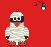 Halloween Penguin - Mummy Kids Clothes
