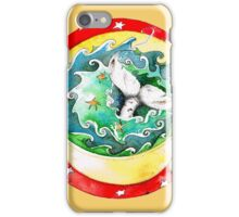 Storm in a teacup iPhone Case/Skin