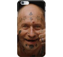Thumbs up from Peter iPhone Case/Skin