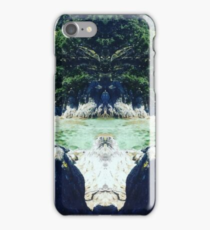 Rorschach iPhone Case/Skin