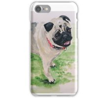 Shirley the Pug iPhone Case/Skin