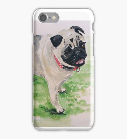 Shirley the Pug iPhone Case/Skin