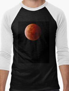 Blood Moon - Eclipse Men's Baseball ¾ T-Shirt