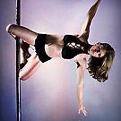 Pole Art - Knee hold II by hannahelizabeth
