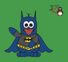 Hero/Icon Penguin - Batman Baby Tee