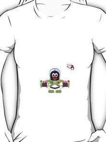 Hero/Icon Penguin - Buzz Lightyear T-Shirt