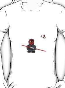 Hero/Icon Penguin - Darth Maul T-Shirt