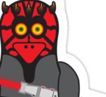Hero/Icon Penguin - Darth Maul Sticker