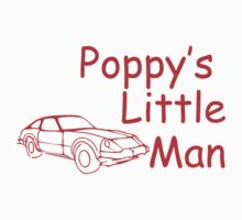 Poppy's Little Man by Steven de Santa-ana