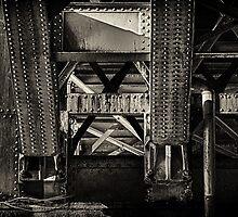 Underside of the Bridge by jamesdt