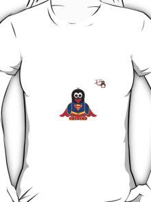 Hero/Icon Penguin - Superman T-Shirt
