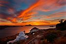 One more sunset in Milos by Hercules Milas