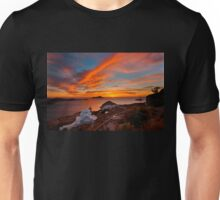 One more sunset in Milos Unisex T-Shirt