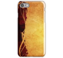 Americana;  Vintage Old School Series iPhone Case/Skin