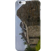 Stonework of a ruin iPhone Case/Skin