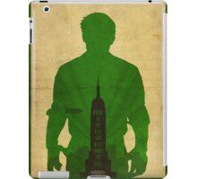 Booker Dewitt cool design Bioshock infinite iPad Case/Skin