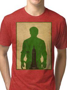 Booker Dewitt cool design Bioshock infinite Tri-blend T-Shirt