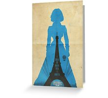 Elizabeth cool design Bioshock infinite Greeting Card